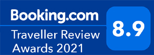 Traveller Review Award Booking 2021